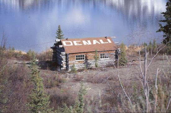 Denali, nom originel du Mac Kinley, Alaska