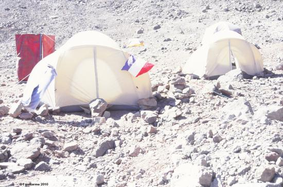 Camp de Plaza Mulas