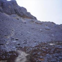 A l' approche du Cartensz, 5030m, Papouasie
