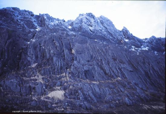 Face Nord du Cartensz
