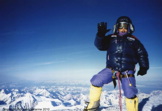 Au sommet du mac kinley 27 mai 1998