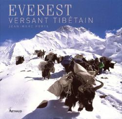 Everest versant tibetain