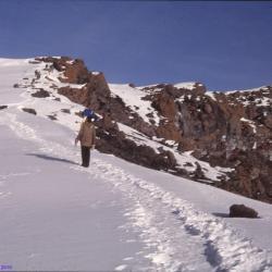 Le sommet du Kilimandjaro est proche..., Tanzanie