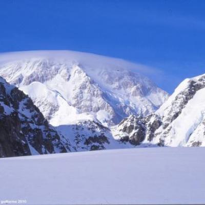 Mont Mac Kinley, 6194m, Alaska