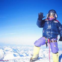 Jour J, 27 Mai 1997, Sommet du Mac Kinley, Alaska