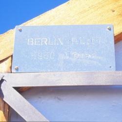 Camp de Berlin, 5950 m, Aconcagua, Argentine