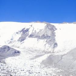 Le Cerro Plomo, 5430m, Chili