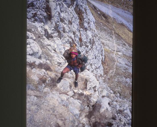 Approche du Carstensz