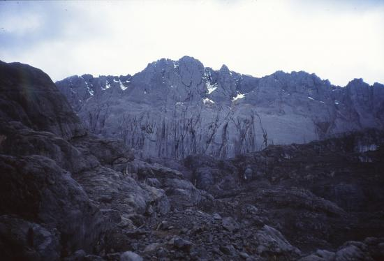 Face Nord du Carstensz, 5030m, Papouasie
