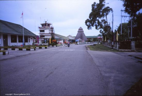 Arrivée sur l'ile de Biak