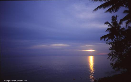 Ile de Biak, au large de la Nouvelle-Guinée